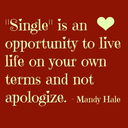 Single is an Opportunity